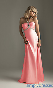 Buy Elegant Prom Dress by Night Moves at SimplyDresses