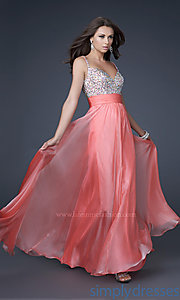 Buy Gorgeous La Femme Prom Dress at SimplyDresses