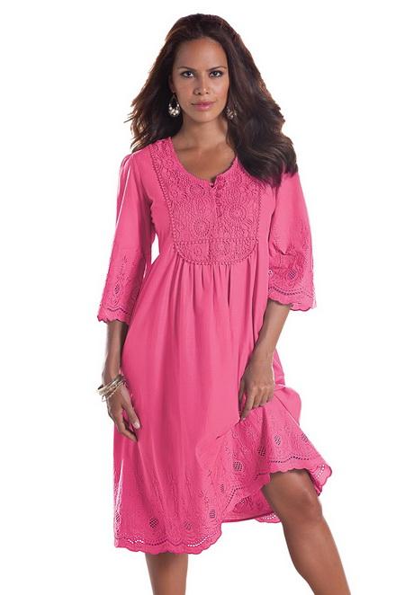 Plus Size Empire Waist Dresses 33