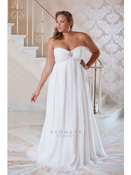 Empire waist plus size dresses for Empire waist plus size wedding dress