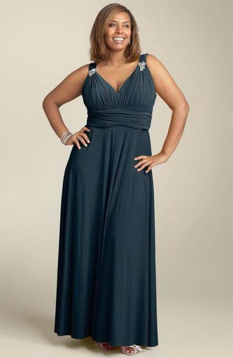 Plus Length Dresses Empire Waist Olhoma