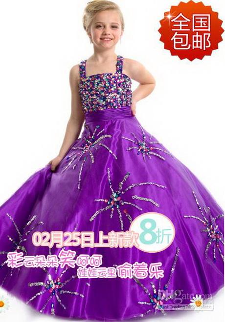 Childrens Evening Dresses 81
