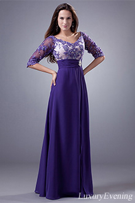 Evening Dresses For Mature Women