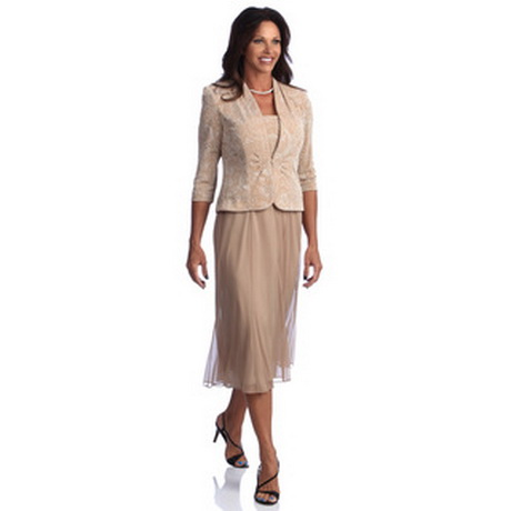 Alex Evenings Women s Tea Length Jacket Dress Today: $108.99 4.3 (3