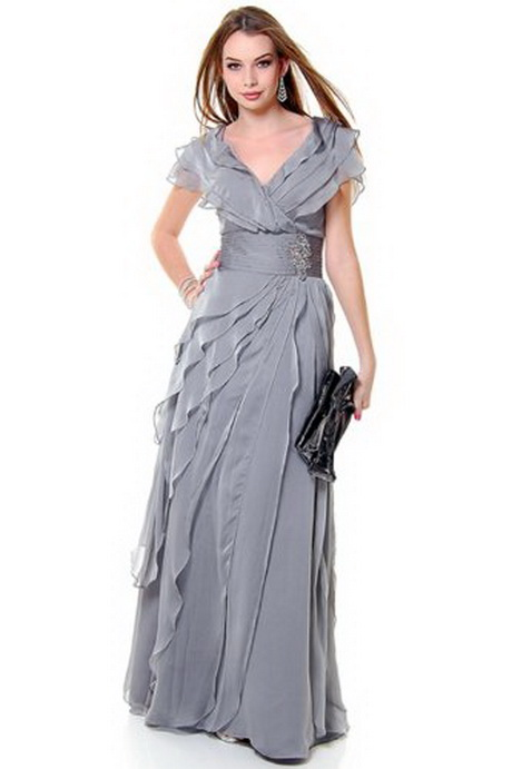 Evening dresses for women over 50 - photo #2