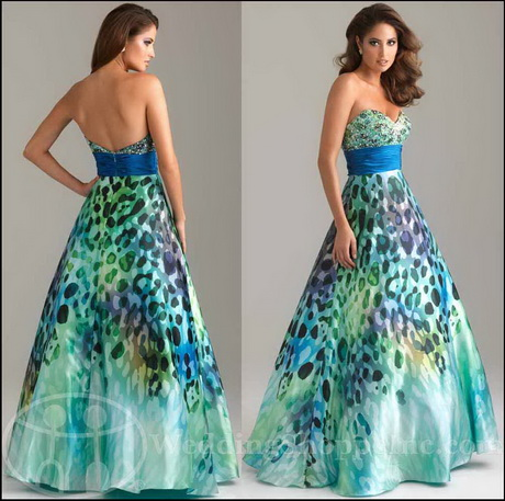 Exotic Prom Dresses 32