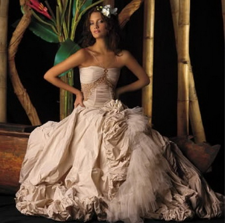 Exotic wedding dresses for Italian design wedding dresses