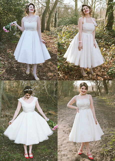 Wedding Dresses From The Fifties 95