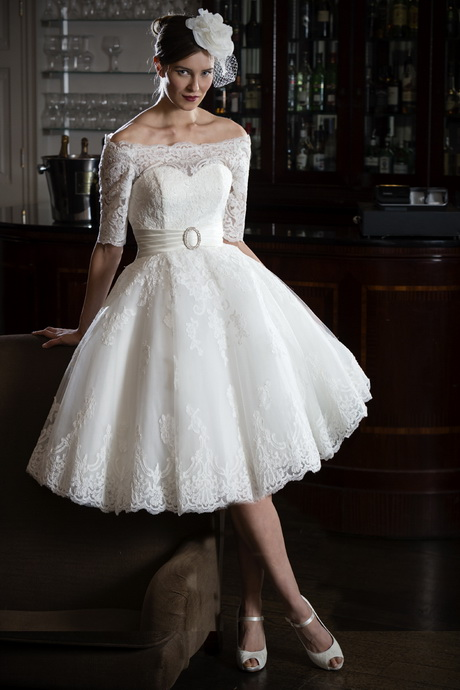 Fifties style wedding dresses for 50s inspired wedding dress