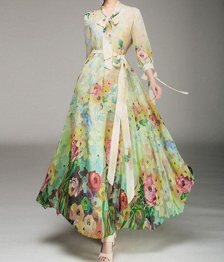 Floaty Maxi Dress