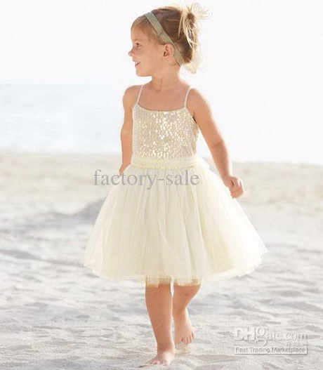 flower girl dresses for beach wedding