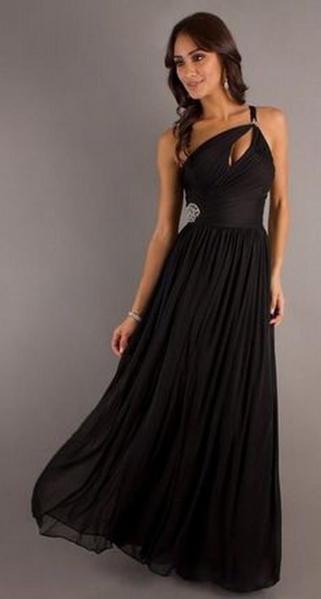 Flowy Black Dress