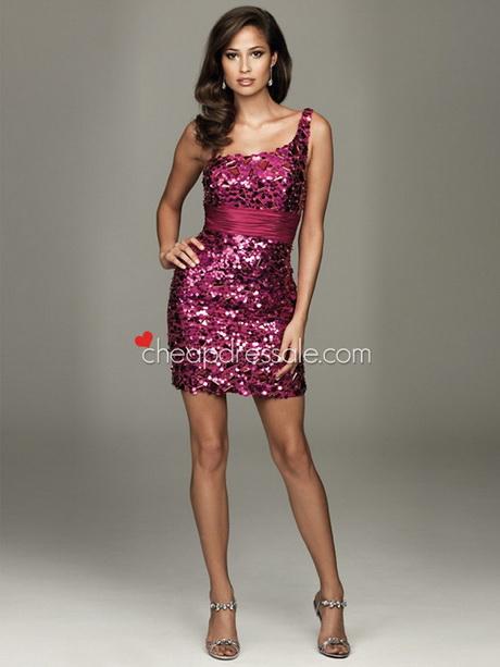 Short Form Fitting Prom Dresses 78