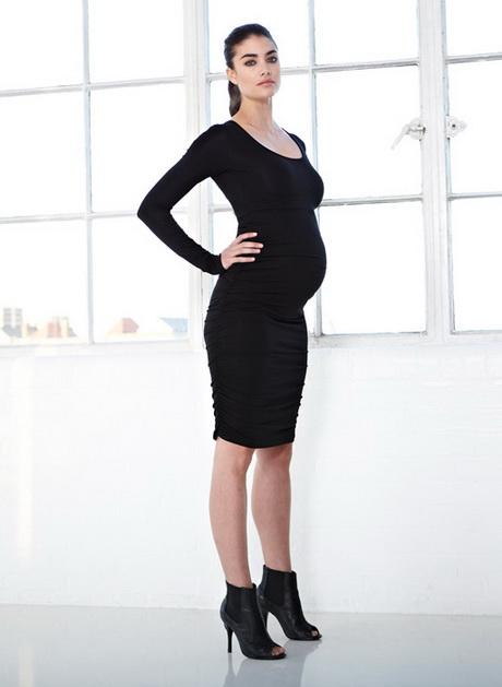 Form Fitting Maternity Dresses