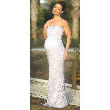 Form fitting maternity dresses for Wedding dress to hide pregnancy