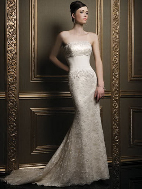 form fitting wedding dresses With form fitting wedding dresses
