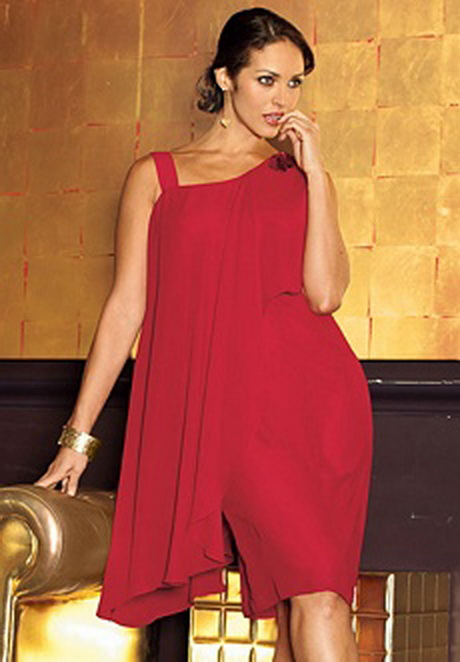 Formal dresses for full figured women