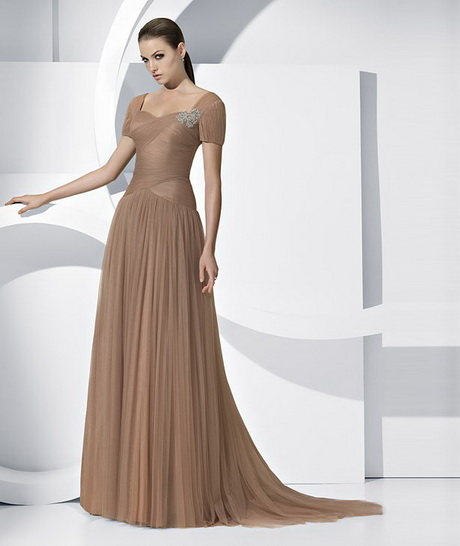 Evening Gowns With Sleeves Pictures Photos Images Pics 2013