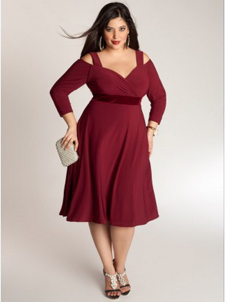 Cocktail Dresses For Full Figured Women - Discount Evening ...