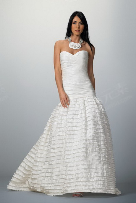 Funky Wedding Dresses