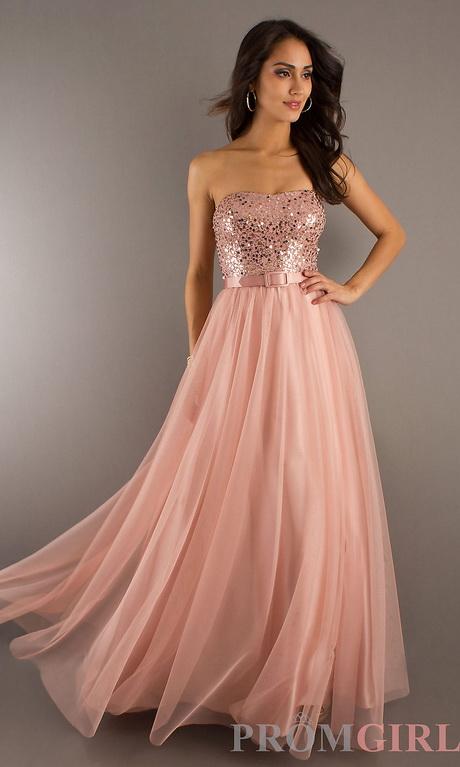Glitter Prom Dresses