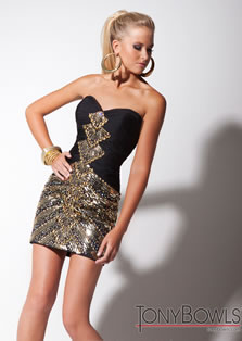 Tony Bowls Shorts TS11352 Dress