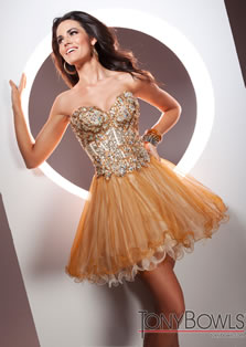 Tony Bowls Shorts TS11365 Dress