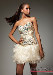 Tony Bowls Shorts TS11372 Dress