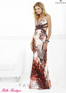 Faviana 6521 Dress