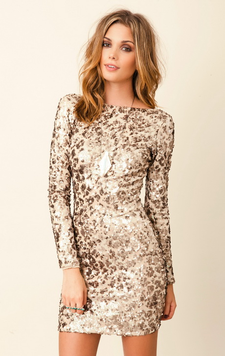 Sequin Party Dresses 60