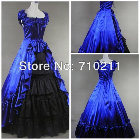 Goth Homecoming Dresses 35
