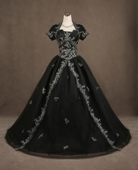 Gothic Wedding Gowns