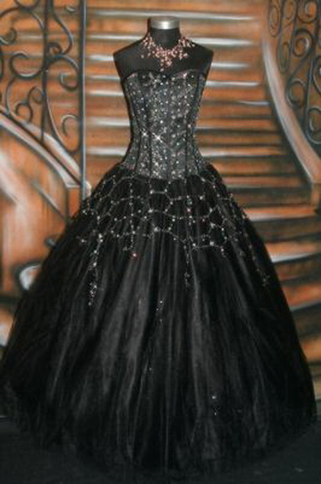 Goth Homecoming Dresses 82