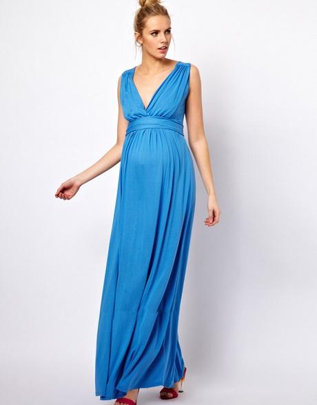 Легкое платье своими руками для беременных 18