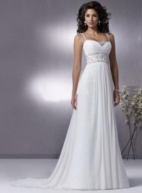 Grecian wedding dress for Greek inspired wedding dress