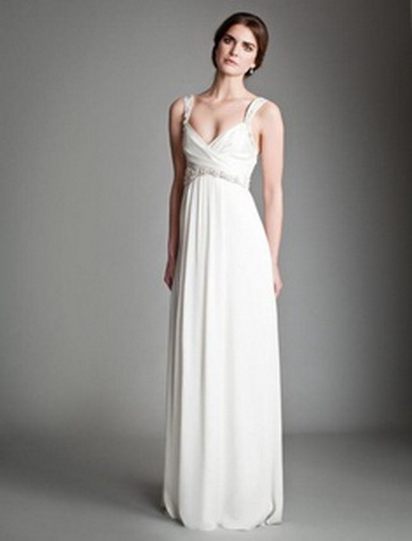 Grecian Wedding Dresses On Pinterest Greek Wedding
