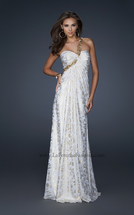Greecian Style Prom Dresses 34