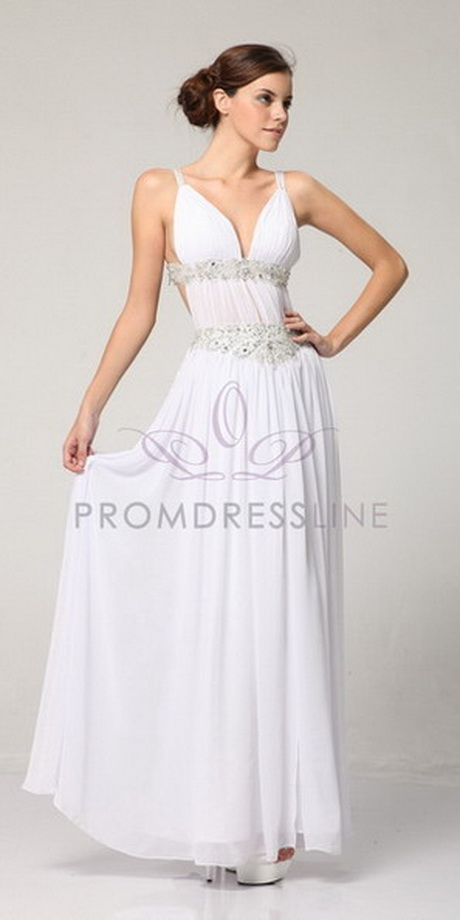 Grecian Style Prom Dresses Grecian style prom dre...