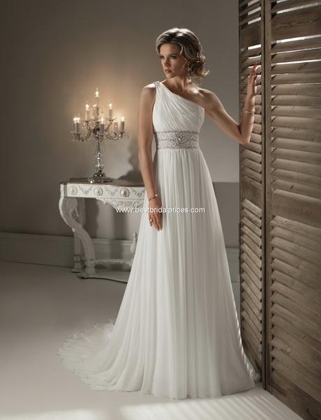 Grecian style wedding dresses for Greek style wedding dress