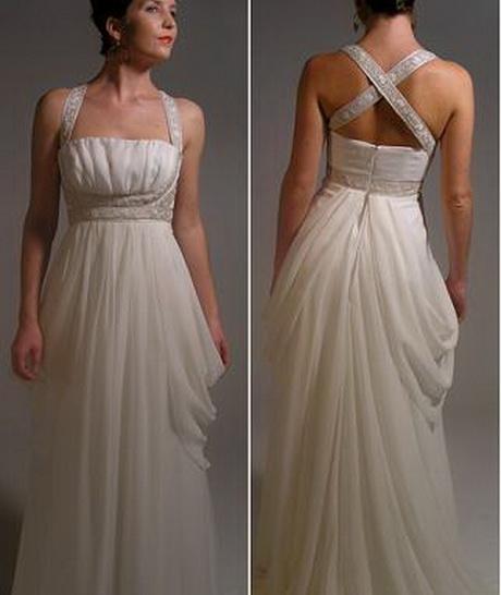 Grecian Style Wedding Dresses