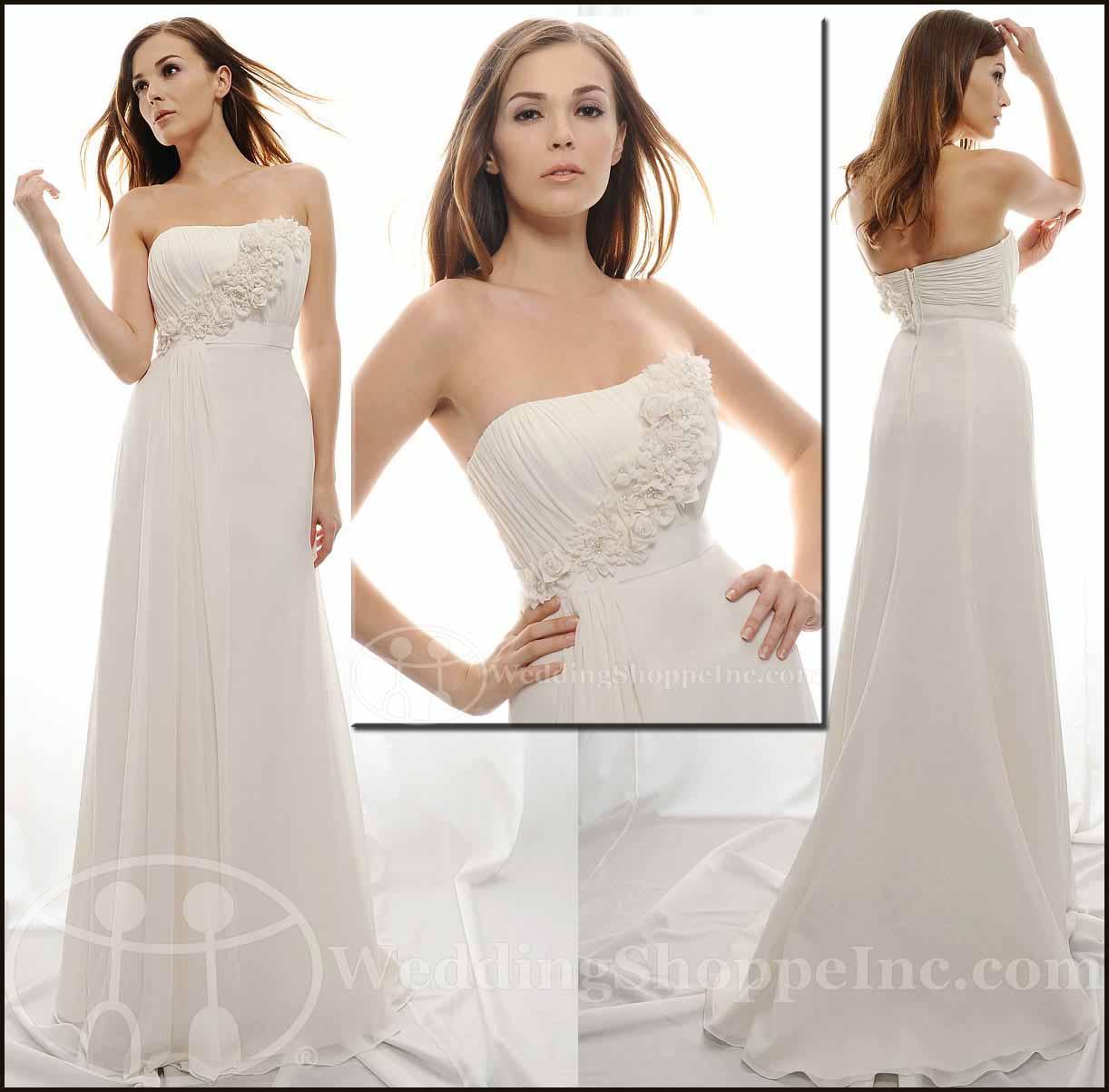 Greek Wedding Dresses: Greek Style Wedding Dresses