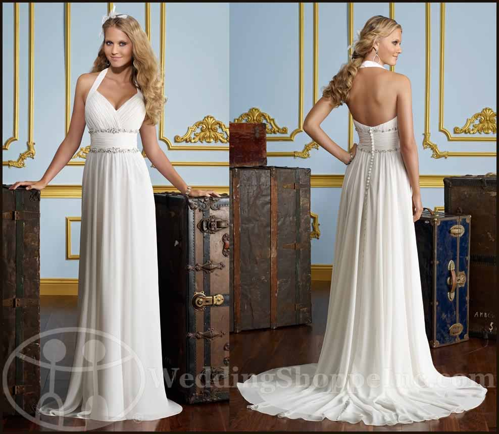 Greek style wedding dresses for Greek goddess style wedding dresses