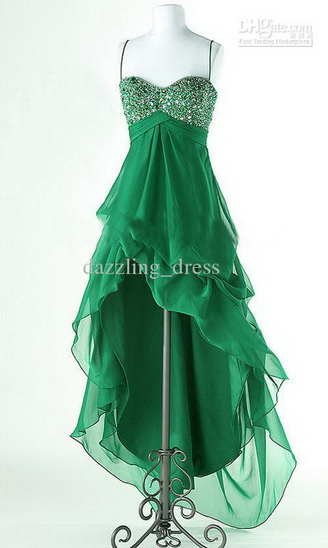 Cheap party dresses discount hot green party dresses a line