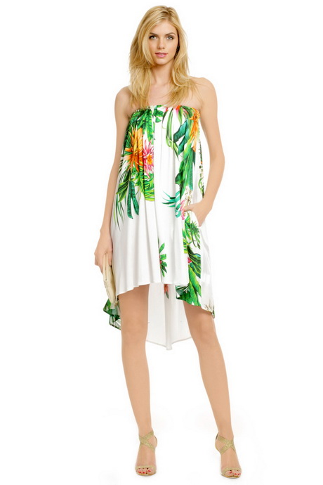 Hawaiian Cocktail Dresses