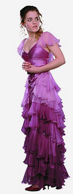 Hermione granger yule ball dress