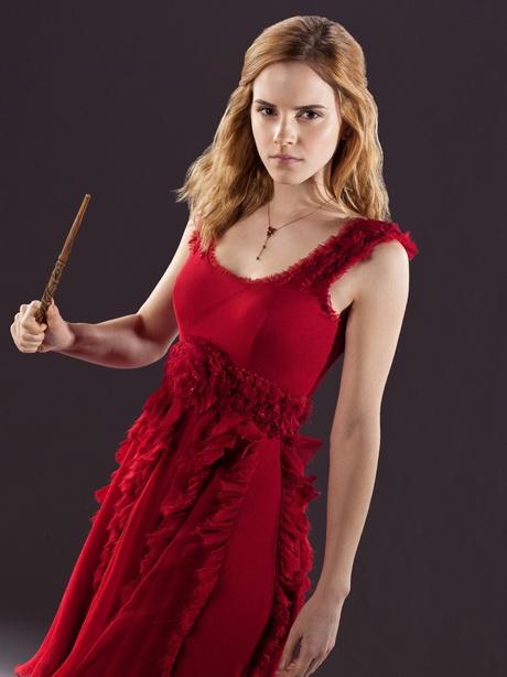 Hermione granger s dress robes comune