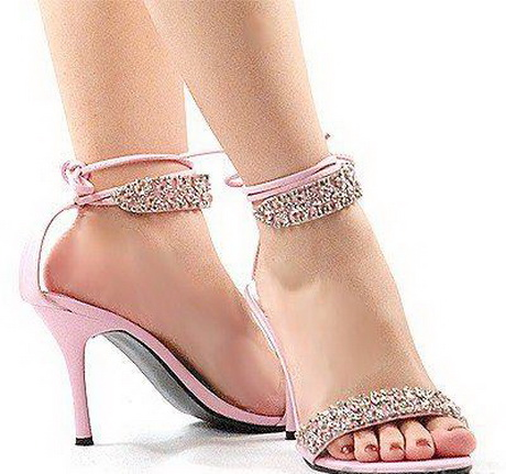 High heel shoes for girls