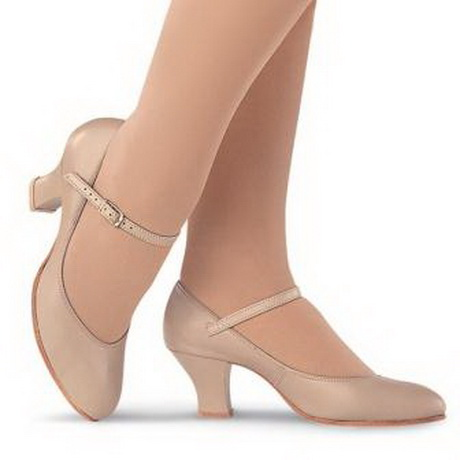 Tan Or Black Character Shoes