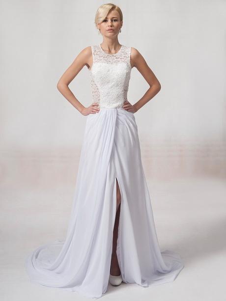 v neck plus length wedding ceremony dresses