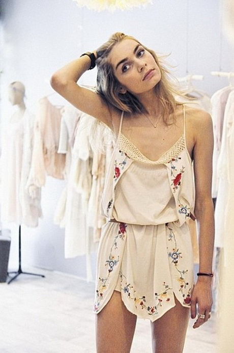 Hippie Summer Dresses